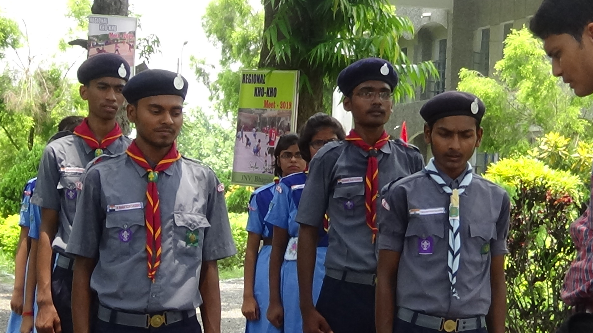 Scouts and Guides