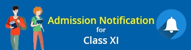Admission in Class XI